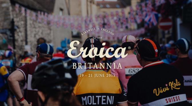 Stan Pike's at Eroica Britannia