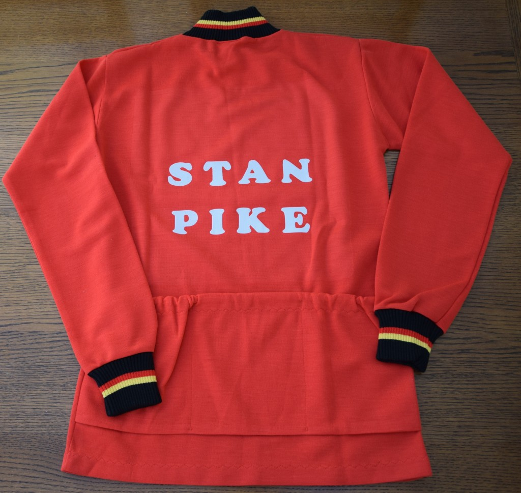 Original Stan Pike long-sleeved jersey