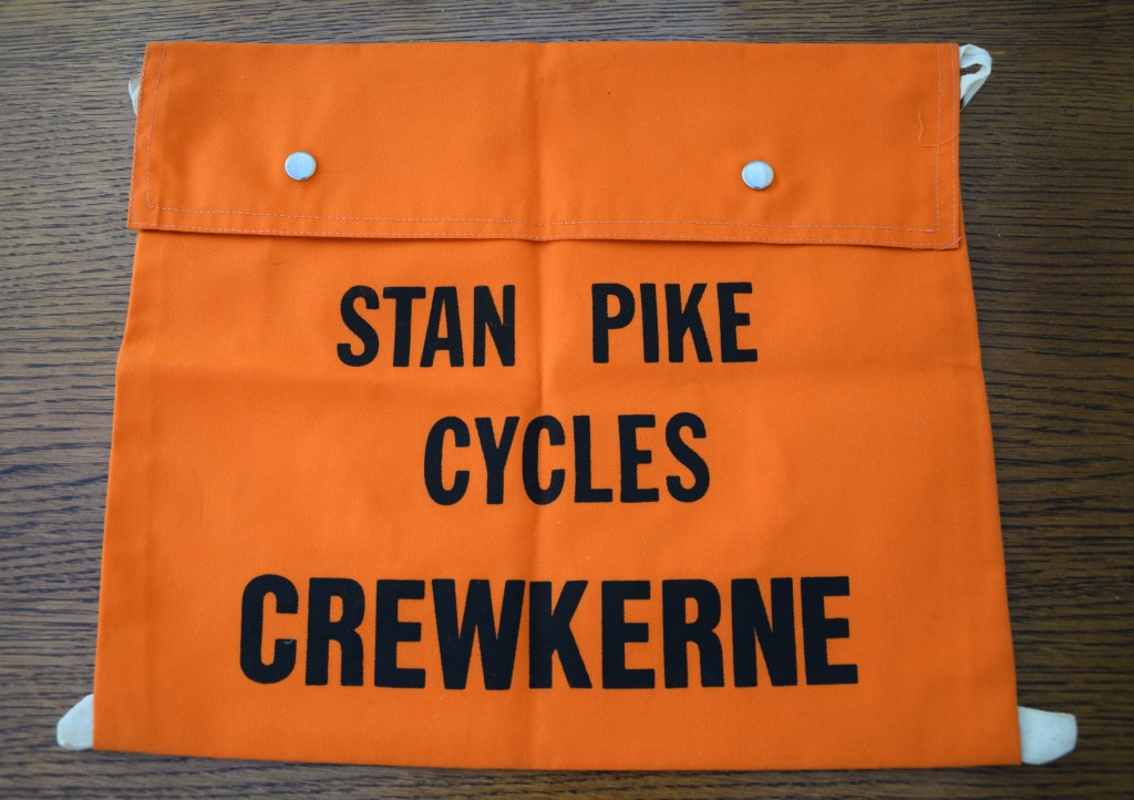 A Stan Pike Musette / Bonk Bag
