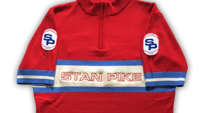 Stan Pike jerseys